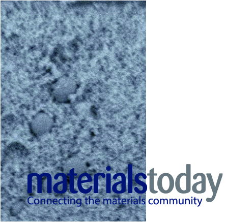 Materials Today Webinars, May 10