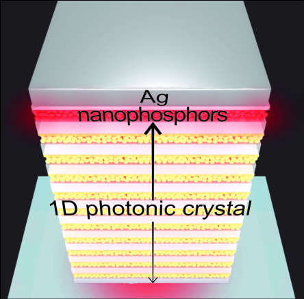 Tamm Plasmons Directionally Enhance Rare-Earth Nanophosphor Emission