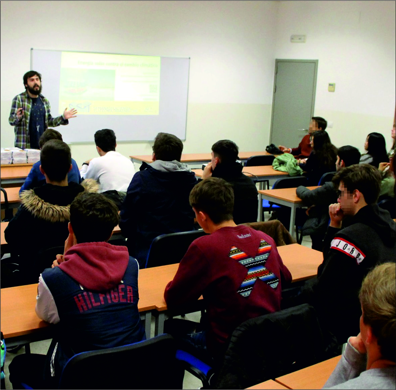 Science and Technology Week, November 22, Sevilla (Spain)