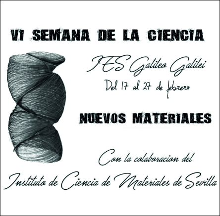 Science and Technology Week, February 20, Sevilla (Spain)